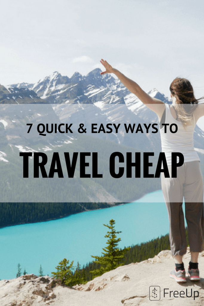Travel Cheap