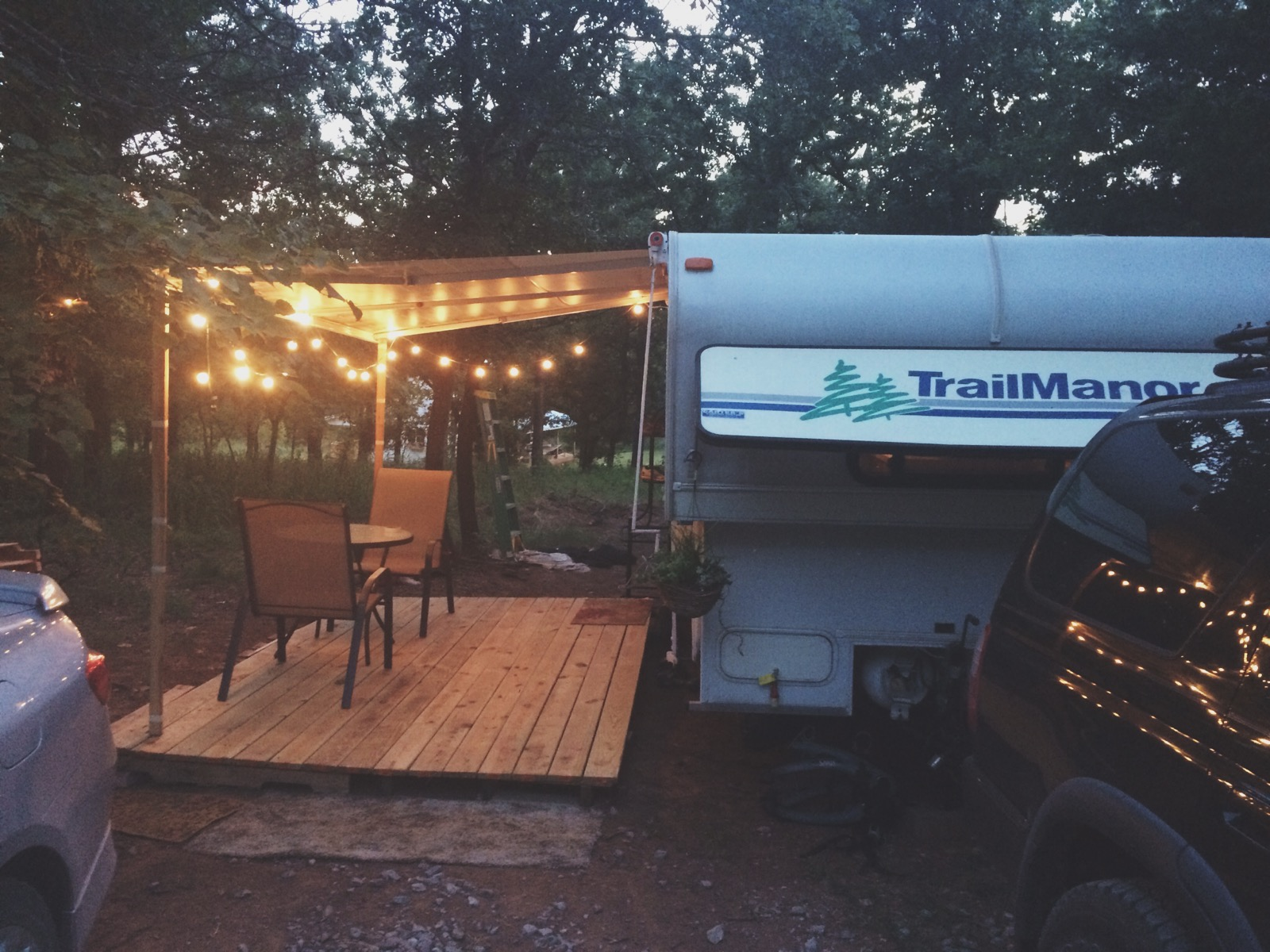 Camper After Moving In - 3 Reasons Why Living In A Camper Was The Best Choice We've Made