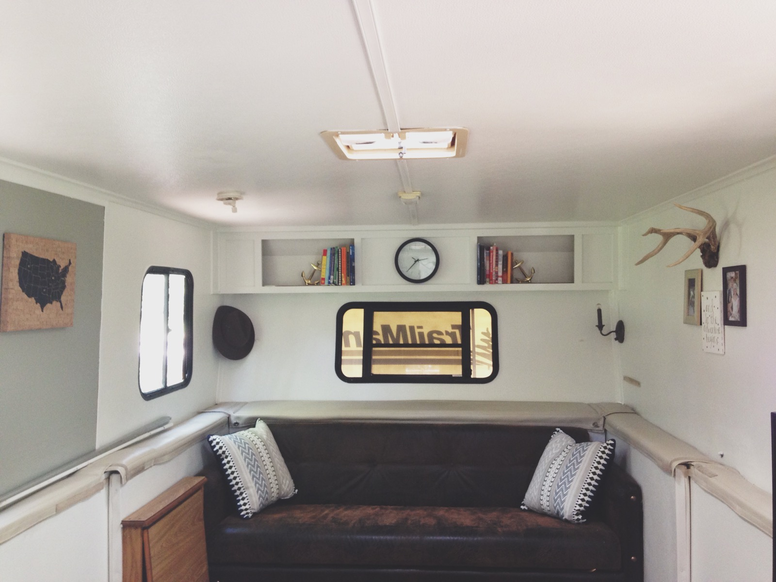 Camper After Remodle - 3 Reasons Why Living In A Camper Was The Best Choice We've Made
