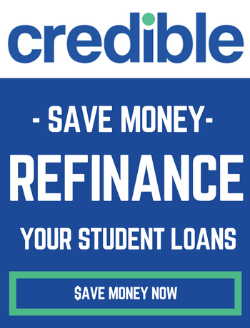 Credible Refinance Student Loans